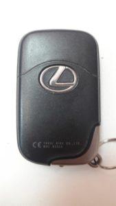 Чип-ключ Lexus GS, IS, ES зад