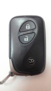 Чип-ключ Lexus LX570 до мая 2008 года перед