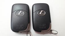 Чип-ключ Lexus LX570 зад