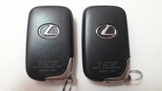 Чип-ключ Lexus RX, GX америка зад