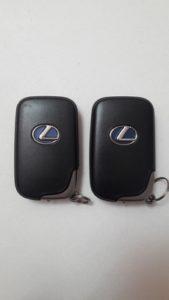 Чип-ключ Lexus RX, LS, HS гибрид зад