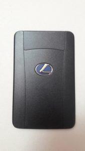Чип-ключ Lexus RX, LS, HS правый руль перед