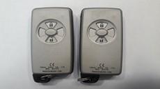 Чип-ключ Corolla Rav4 1