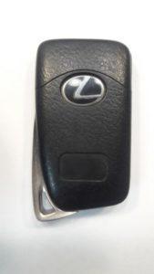 Чип-ключ Lexus ES GS зад