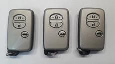 Чип-ключ MarkX 120, Camry 40 1