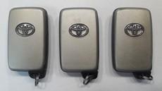 Чип-ключ MarkX 120, Camry 40 2