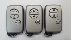Чип-ключ Prado правый руль 1