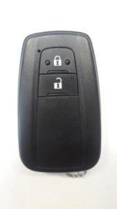 Чип-ключ Prius50 1