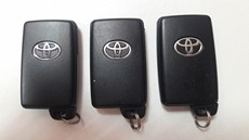 Чип-ключ Toyota Allion, Premio