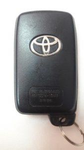 Чип-ключ Toyota Highlander, Camry, Corolla, Avalon америка 2