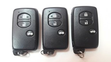 Чип-ключ Toyota MarkX, Sai 1