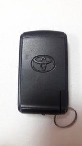 Чип-ключ Toyota Passo 10 кузов 1