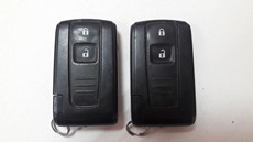 Чип-ключ Toyota Prius 20 кузов без KeylessGo 1