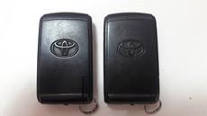 Чип-ключ Toyota Prius 20 кузов без KeylessGo 2
