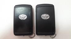 Чип-ключ Toyota Prius 20 с Keyless GO 2