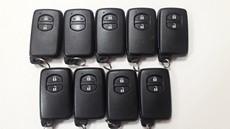 Чип-ключ Toyota Prius 30 и 40 кузов, Wish, Vitz, Ractis, iQ 1