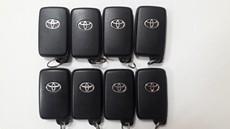Чип-ключ Toyota Prius 30 и 40 кузов, Wish, Vitz, Ractis, iQ 2