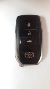 Smart key (чип ключ) для Lexus RX450H/350/350L/200T 2015-, MDL BP1EW, page A9, для европейского рынка