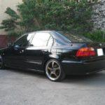 Автомобиль Honda Civic 2000