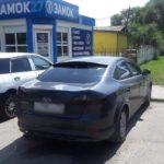 Вскрытие автомобиля Ford Mondeo 2008