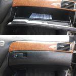 Вскрытие перчаточного ящика на автомобиле Lexus LS430