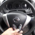 чип ключ Nissan Note 2014
