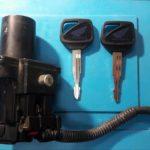 Honda SBR600RR 2007 года выпуска потерял единственный ключ