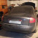 Audi A6 / Ауди А6 1997 года выпуска потерял последний чип ключ