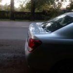 Вскрытие багажника на автомобиле Toyota Axio