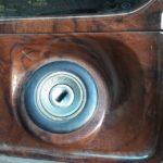 Toyota Surf 1999 года выпуска потерял ключ от автомобиля