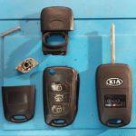 Сломался выкидной ключ от автомобиля Kia Sportage
