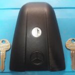 Mercedes GL / Мерседес потерял все ключи от релингов установленных на крыше