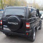 УАЗ Патриот 2011 года выпуска родной чип ключ с пду выщел из строя