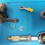 Toyota Carina Ed изготовили ключ без износа, так как старый был очень затёрт