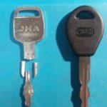 Nissan X-trail сломался ключ на 5 частей