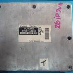 Данные о чип ключах в ECU Toyota Ipsum. Некорректная работа автоматической коробки передач