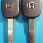 Honda Crv заклинил замок зажигания