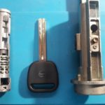 Девушка потеряла ключ от автомобиляToyota Crown остался брелок от автосигнализации Старлайн