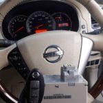 Nissan Teana перестал заводиться при нажатии кнопки старт стоп