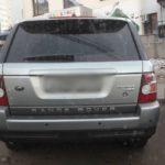 Land Rover Range Rover заклинил замок зажигания - автозамок
