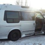Chevrolet Astro разрядился аккумулятор - двери были заблокированы