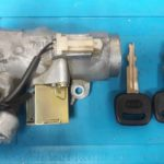 Toyota Caldina потерял автоключ