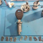 Nissan Terrano перестал поворачиваться ключ в замке зажигания