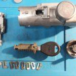 Nissan AD перестал поворачиваться ключ в замке зажигания