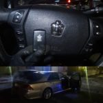 Toyota Crown смарт ключ