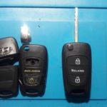 Частая болезнь на выкидных ключах Kia и Hyundai