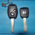 Чип ключ Honda Fit