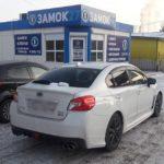 Мастер запрограммировал дополнительный смарт ключ в систему иммобилайзера Subaru Impreza WRX