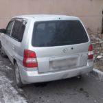 Mazda Demio 2000 потерял единственный ключ