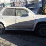 Toyota Hilux Surf потерял единственный ключ от своего автомобиля